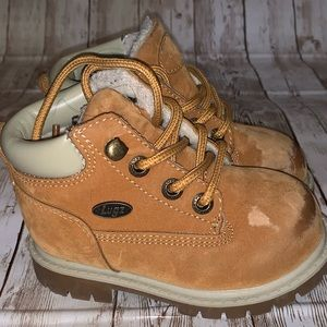 Lugs Toddler Boots